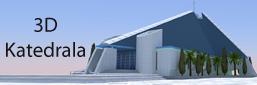3D katedrala